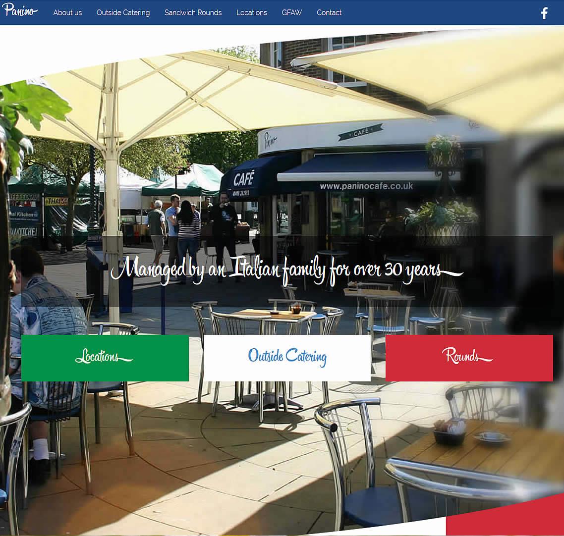 Restaurant Website Design Agency